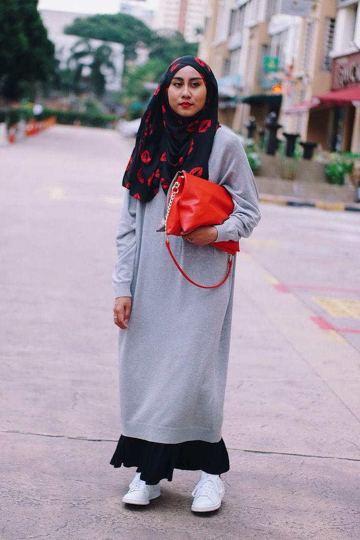 Long Sweater Dress with Maxi Skirt