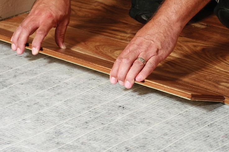 Flooring Underlayment Underlayment, Flooring