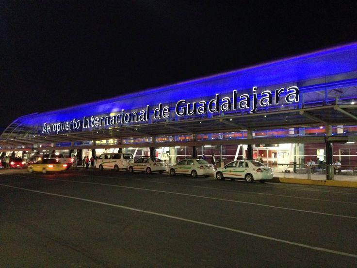 """Aeropuerto Internacional de Guadalajara """"Miguel Hidalgo y Costilla"""" (GDL) en Tlajomulco de Zúñiga, Jalisco"""