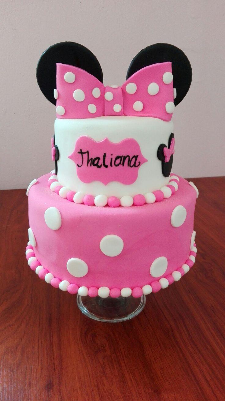 torta minnie mouse.. cakes fantasy cali..