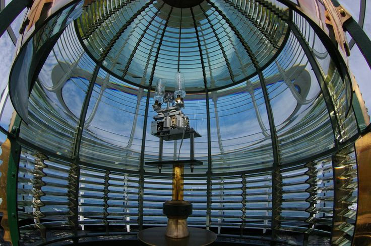 lighthouses in oregon: Yaquina Head