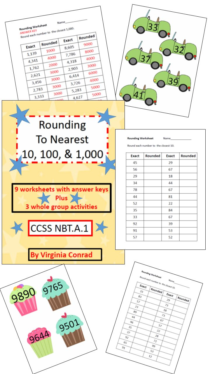 70 Best Math Unit 2 Grade 23 Numbers To 1001000 Place Value And