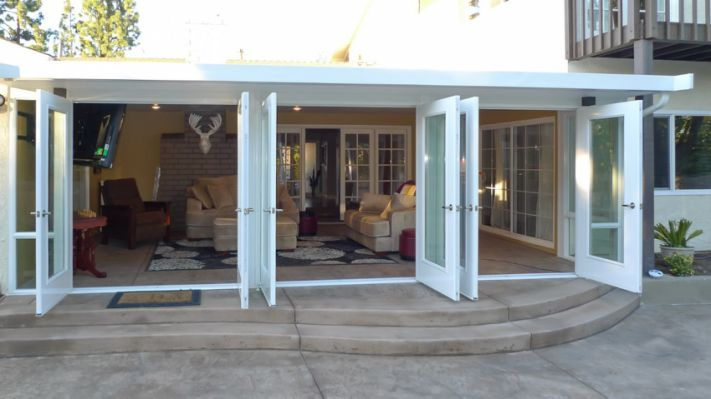 How To Enclose A Patio With Walls, Enclosed Patio Room