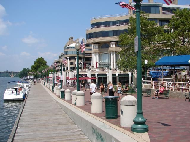 Georgetown Photos: A Washington DC Neighborhood Tour: Georgetown Waterfront