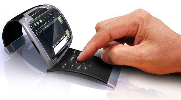 future computers | Ultra-mobile personal computer plus communication device concept ...