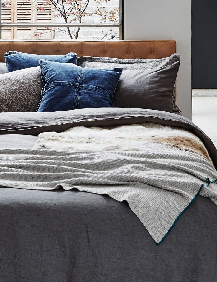 Abode Living - Blankets and Throws - Arden Throw  - Abode Living