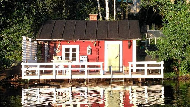 """Winner of the competition """"Finland's Most Beautiful Sauna"""""""
