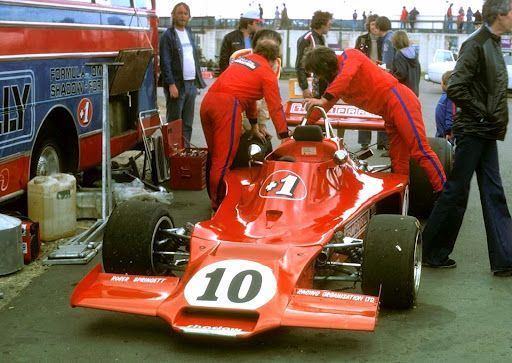1976 Shadow DN3B - Ford (Mike Wilds)