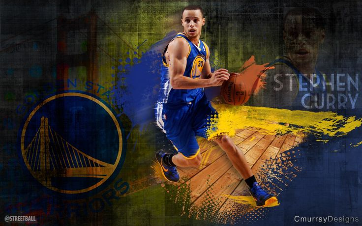 """Wardell Stephen """"Steph"""" Curry II (born March 14, 1988) is an American professional basketball player who currently plays for the Golden State Warriors of the National Basketball Association (NBA). Description from appszoom.com. I searched for this on bing.com/images"""