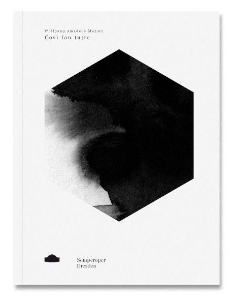 25 best inspiracje images on pinterest graph design posters and cosi fan tutte opera design by susann stefanizen fandeluxe Gallery
