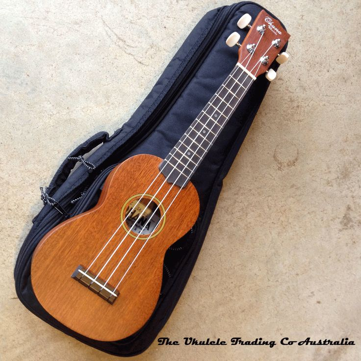The Ohana SK-10S is a very nice little soprano, great for students and beginners.and at only  $70 Aussie Dollars Great Value.  Geared tuners make tuning simple.  Mahogany top, back & sides. Rosewood fingerboard & bridge. Geared tuners. GHS strings. The Ukulele Trading Co Australia