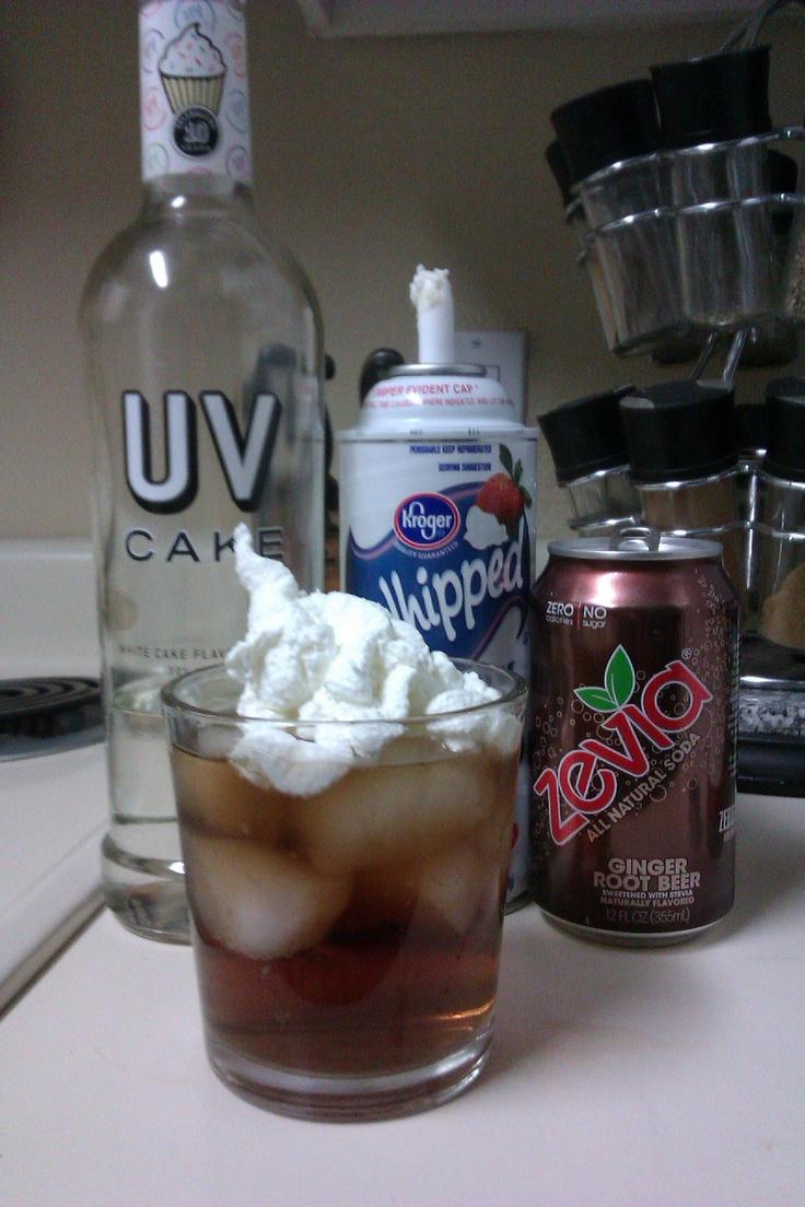 25 Best Uv Cake Images On Pinterest Cocktails Alcoholic