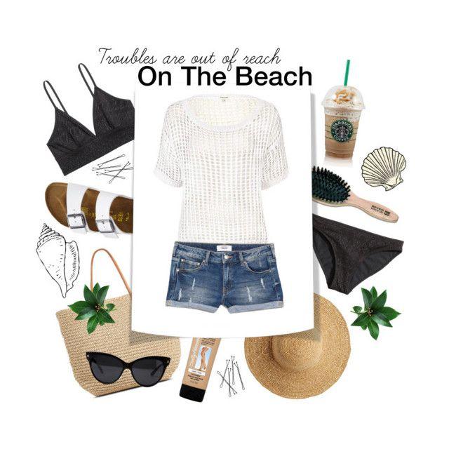 On the Beach 🐚