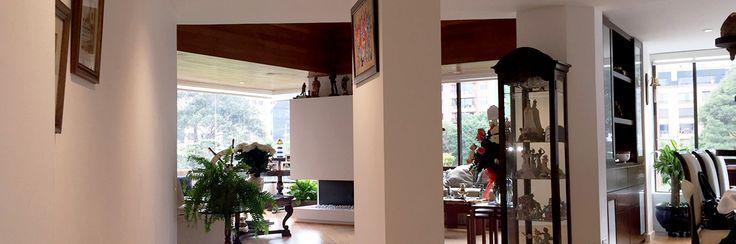 Tiempo de Disfrutar el Nuevo Ambiente Diseño de sala y comedor de apartamentos en Bogotá