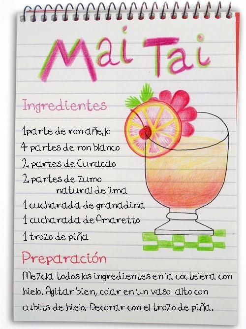 Mai Tai: cóctel con ron                                                                                                                                                                                 Más