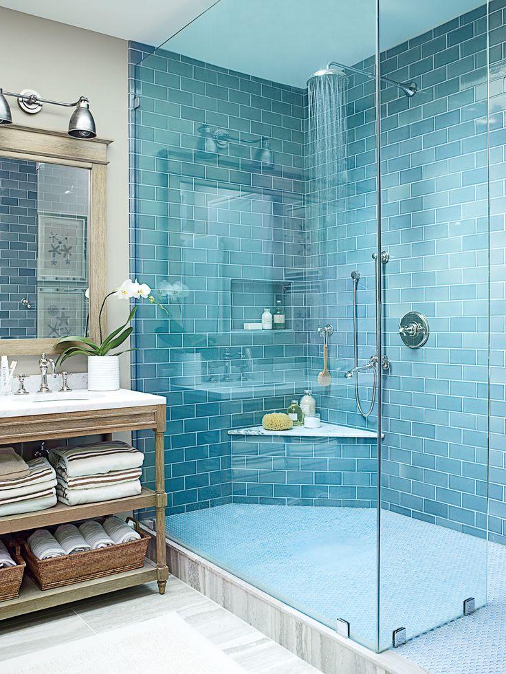 10 beautiful blue bathrooms  bathroom interior simple