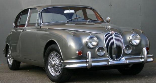 1960 Jaguar Mk Ii 3 8 Vintage And Classic Cars