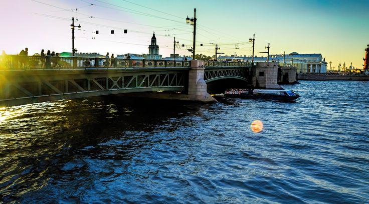 Palace Bridge by Стас Киренков on 500px