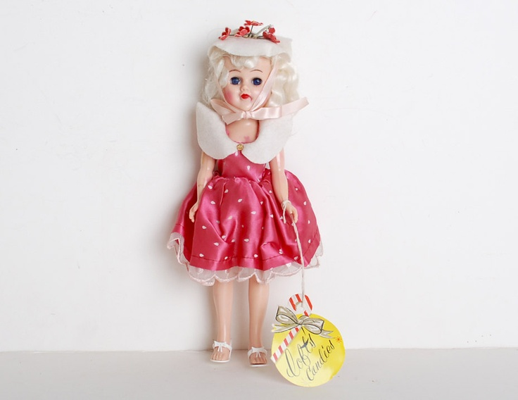 80 Best Images About Vintage Dolls On Pinterest