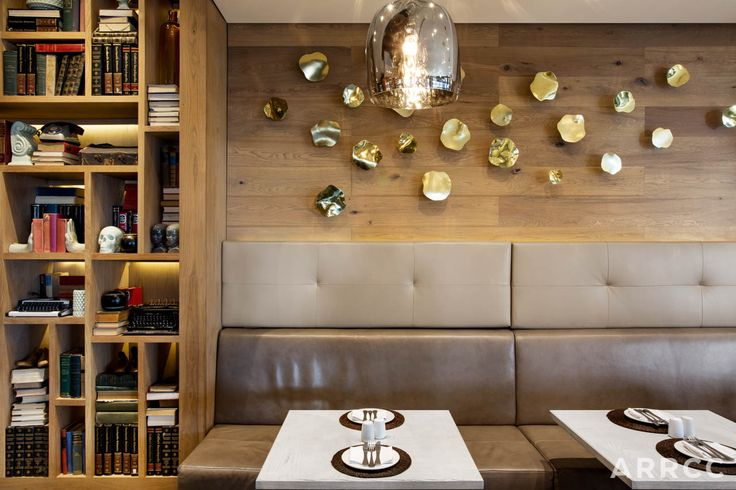 restaurant interior design by ARRCC. inspiration, goals, ideas, design, furniture, decor