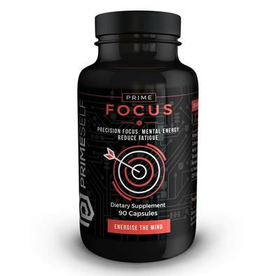 """""""Energise the Mind!"""" Prime Focus is an all-natural supplement that combines various ingredients in order to provide the body and mind with immediate energy and precision focus.  This formulation is a healthier alternative to staying focused and alert for hours, without over-stimulation or adverse effects that can result from the use of common stimulants.   #Nootropics #Nootropic #Focus #Energy #Health #Brain #Supplement"""