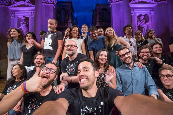 Selfie  #TEDxVicenza #PlantingTheSeeds #TEDx #Vicenza