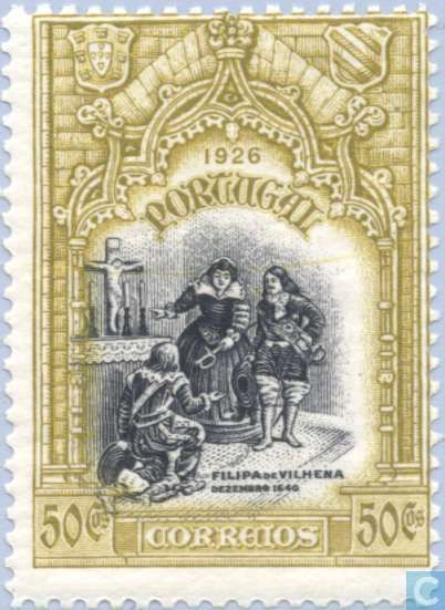 Portugal [PRT] - Independence 1926