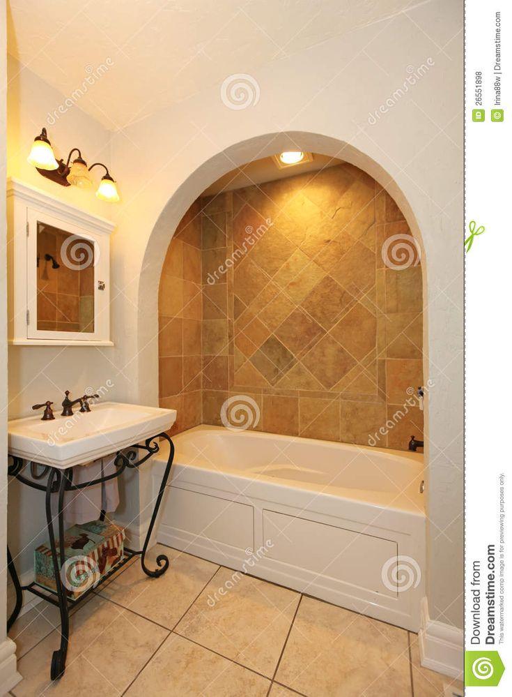 vasche da bagno in muratura - Cerca con Google  bagni  Pinterest ...