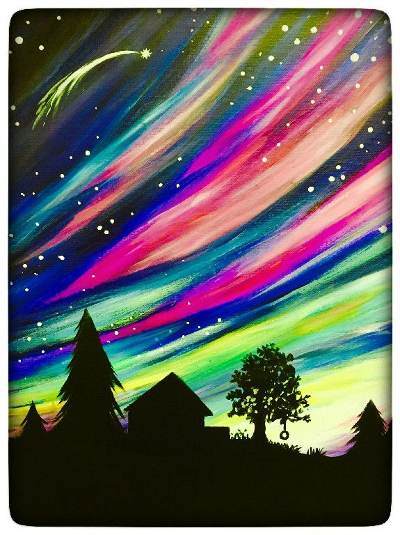 25 best ideas about canvas paintings on pinterest for Cool painting ideas