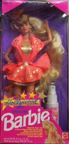 Hollywood Hair Barbie - Teresa 1992