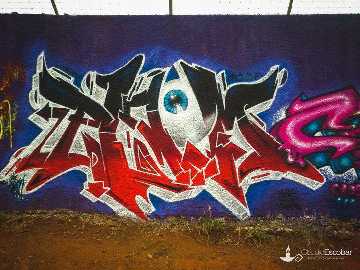 Graffiti eye | Graffiti | Pinterest