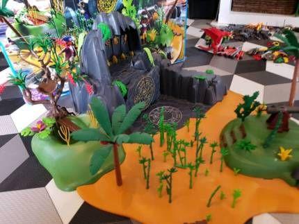 Playmobil Schatzinsel 4134 vollständig mit allen Kleinteilen