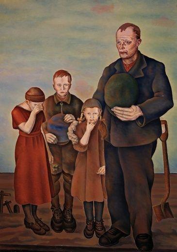 Äidin haudalla (1934) - VILHO LAMPI