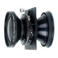 Toyo-View 45G Lens - Schnieider Super Angulon f5.6/75mm - 1 item