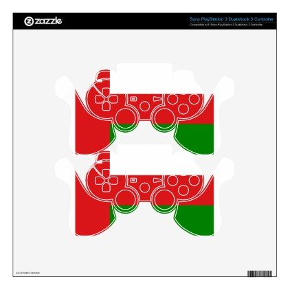 #Low Cost! Oman Flag Skin For PS3 Controller - #travel #electronics