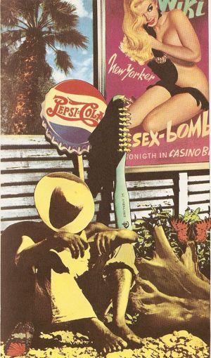 Josep Renau_USA: The American  Way of Life