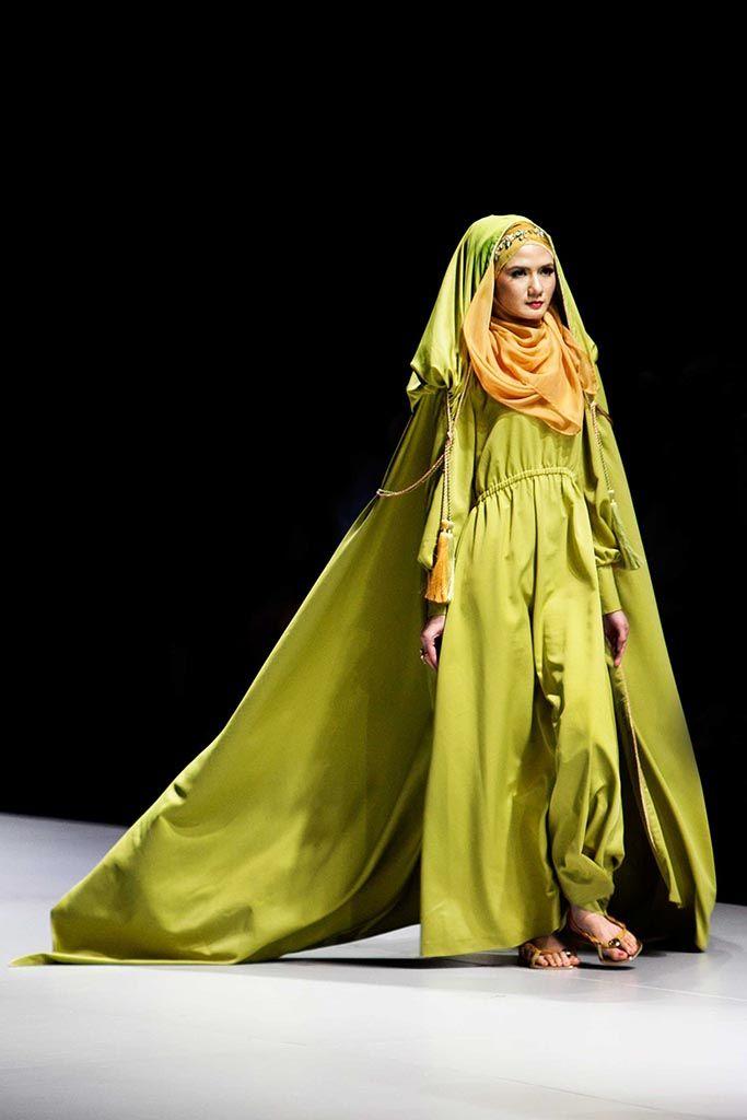 The Tuareg, Jenahara On Indonesia Fashion Week 2013