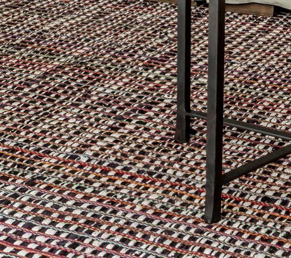 CARAVANE - LIRA - Tapis lirette en coton
