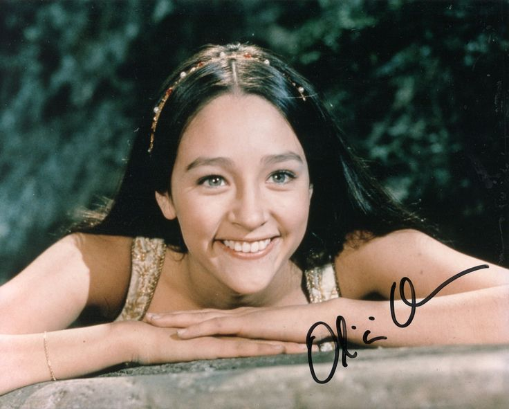 Olivia Hussey (Romeo and Juliet 1968) | At the Movies ...