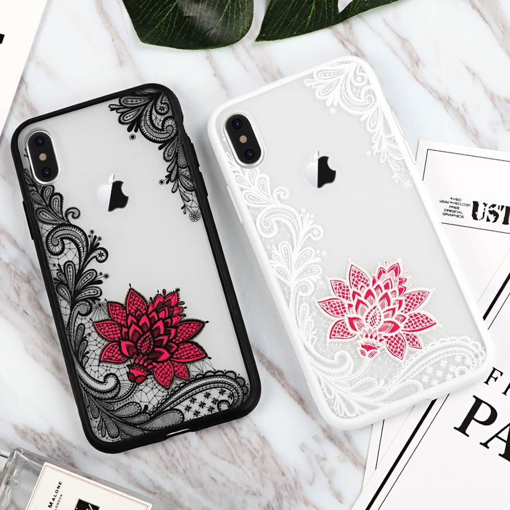 Cases for the new iPhone X
