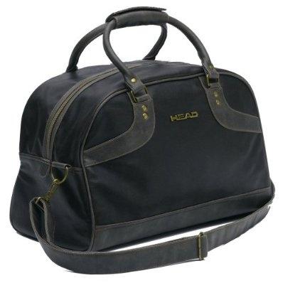 Head Holdall Travel Luggage Gym Sports Bag - Dark Brown £19.95