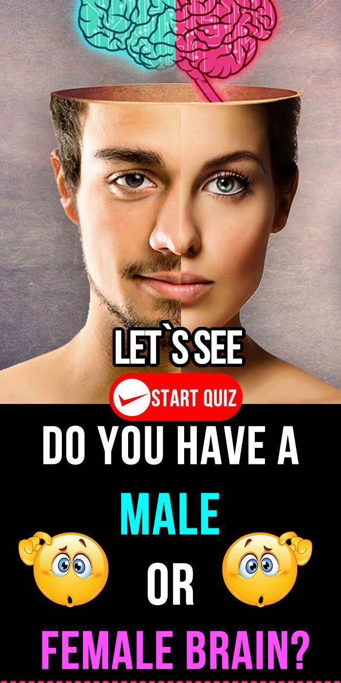 #Do You #Have a #Male or #Female #Brain?