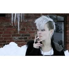 Image result for girls with undercuts short hair