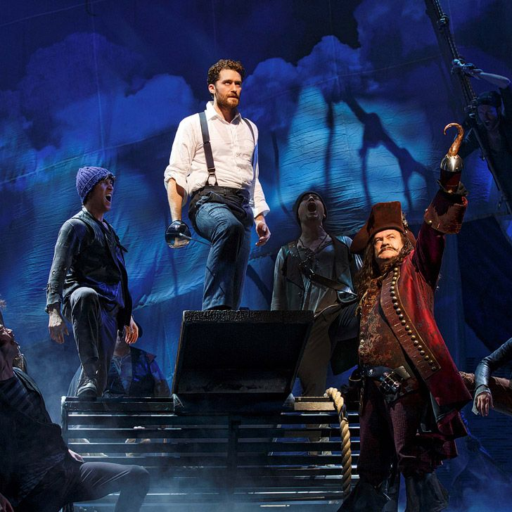 The Best Broadway on Broadway Today - The Finding Neverland Musical at the Lunt-Fontanne Theatre.