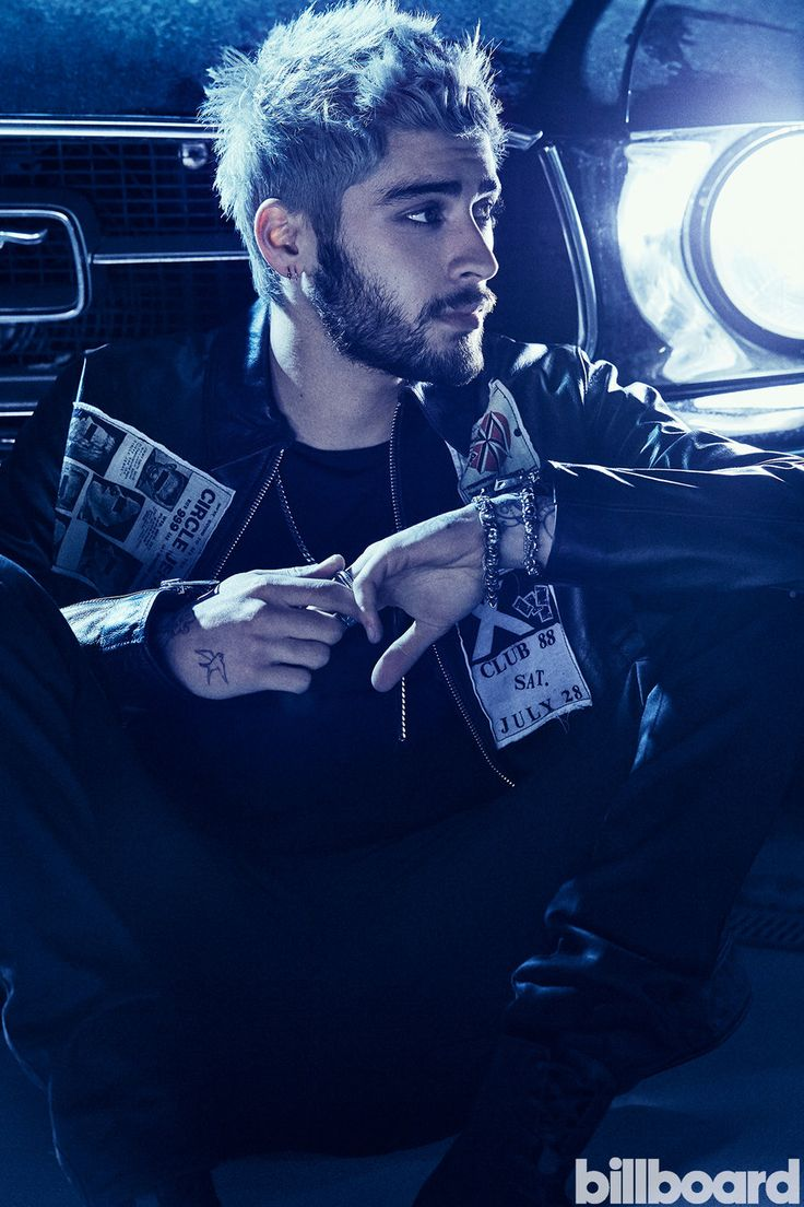 Zayn Malik Cover Shoot Photos | Billboard