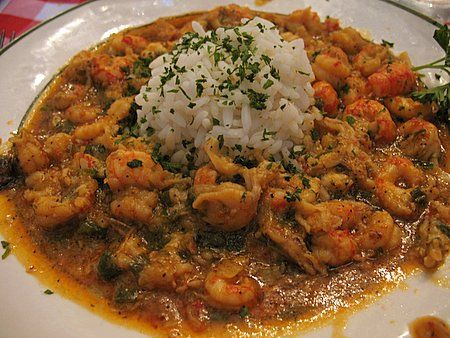 Crawfish étouffée New Orleans style.New Orleans, Gonola Recipe, Crawfish Etouffee Recipe, Crawfish Étouffée, Saucy Meals, Orleans Crawfish, Seafood Fish, Orleans Classic, Crawfish Recipe