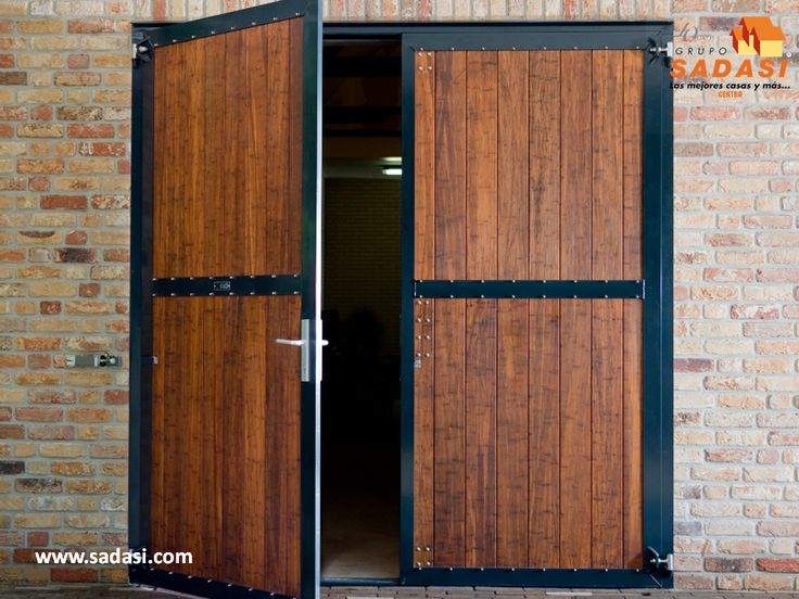 M s de 25 ideas incre bles sobre puertas de entrada dobles for Puertas dobles para exterior