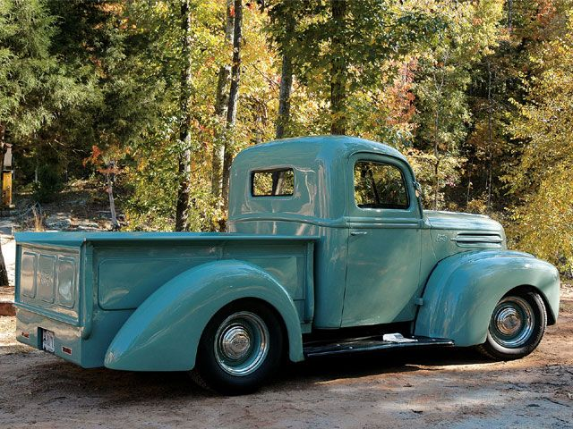 pics 1946 ford truck - Google Search