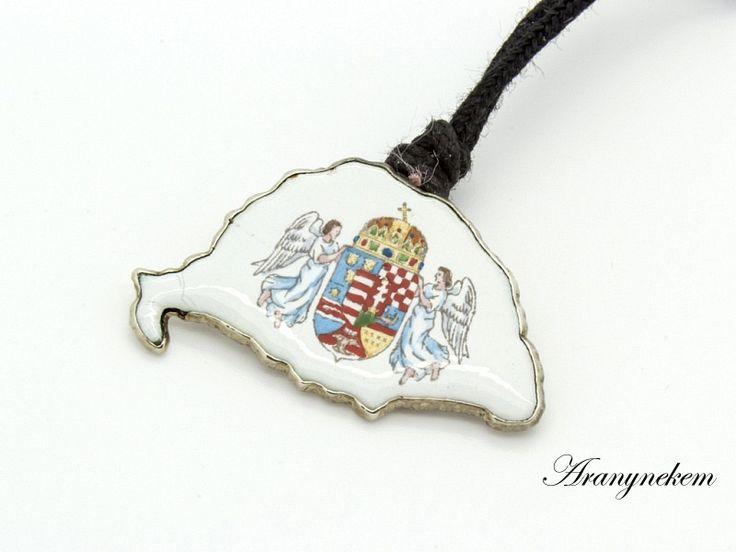 Nagy Magyarország ezüst medál
