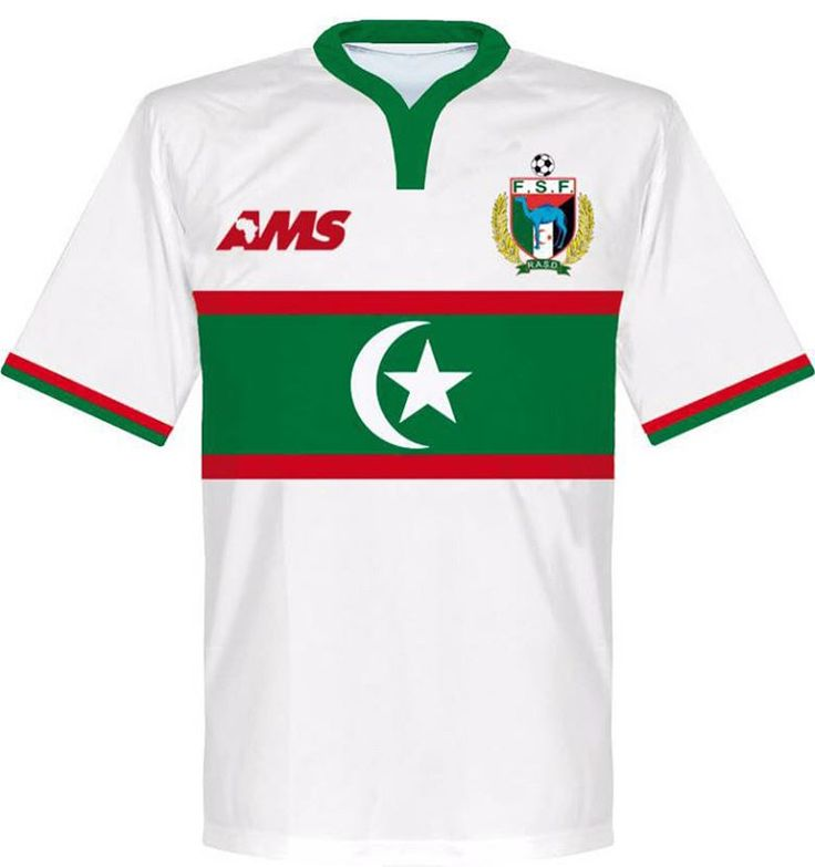 Western Sahara Away Shirt